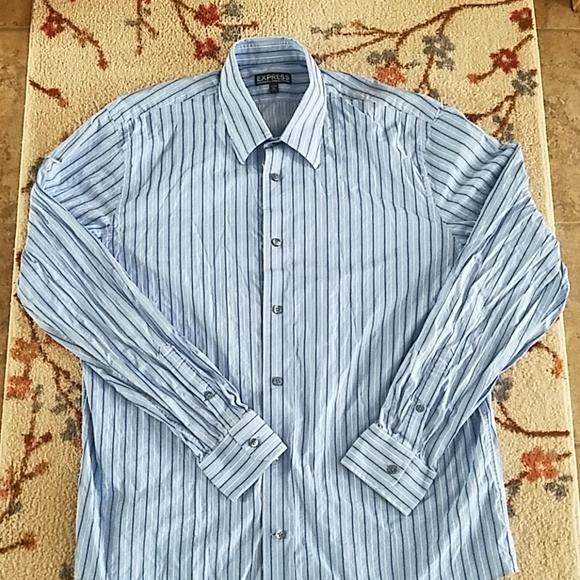 Express Other - Express Button's Shirt